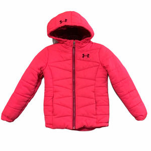 Under Armour Storm Cold Gear Loose Puffer Girl 6